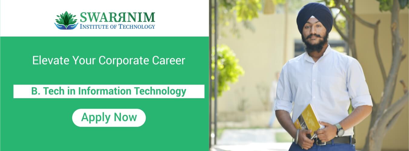 B.Tech in Information Technology