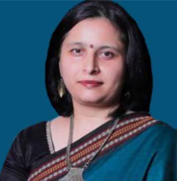 Ms. Kruti Patel